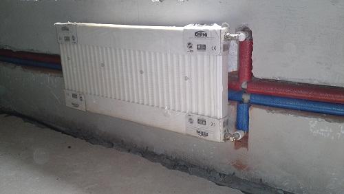 Отопление дома газгольдером